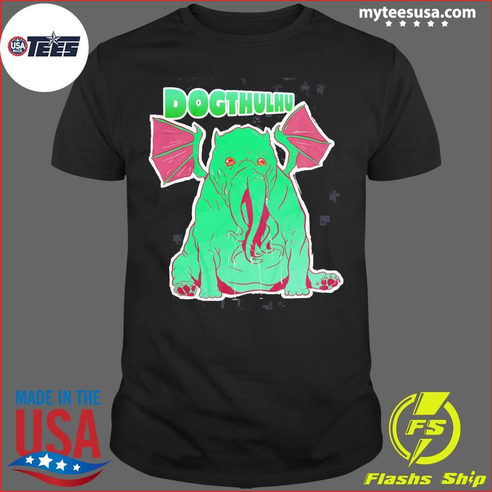 Dog cthul dogcthu ts phn nth Classic T-Shirt