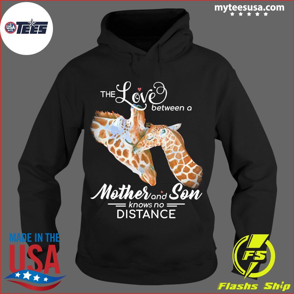 Giraffe no distance giraffe lover Classic T-Shirt Hoodie