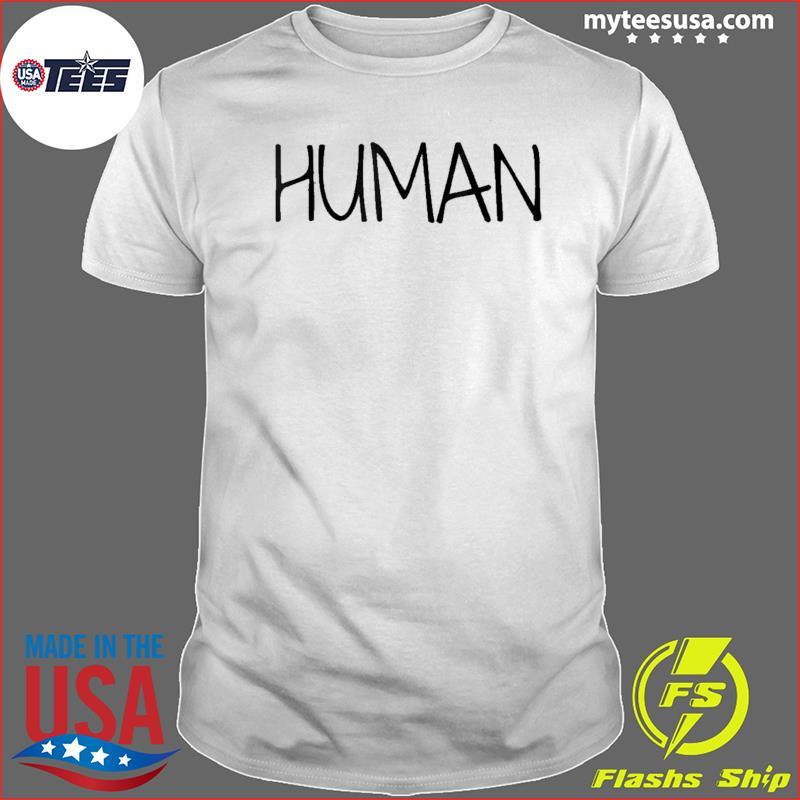 I AM HUMAN BASIC TEA 2021 T-Shirt