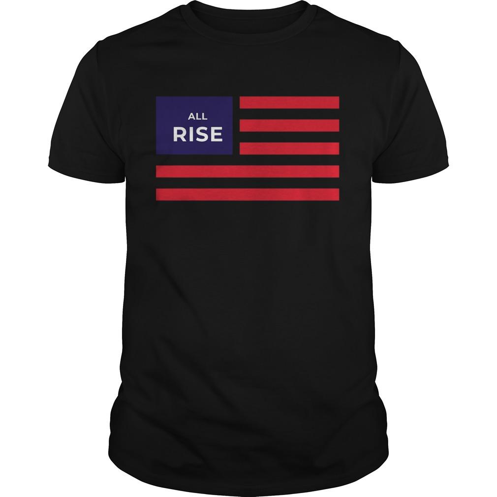 All Rise Flag  Unisex