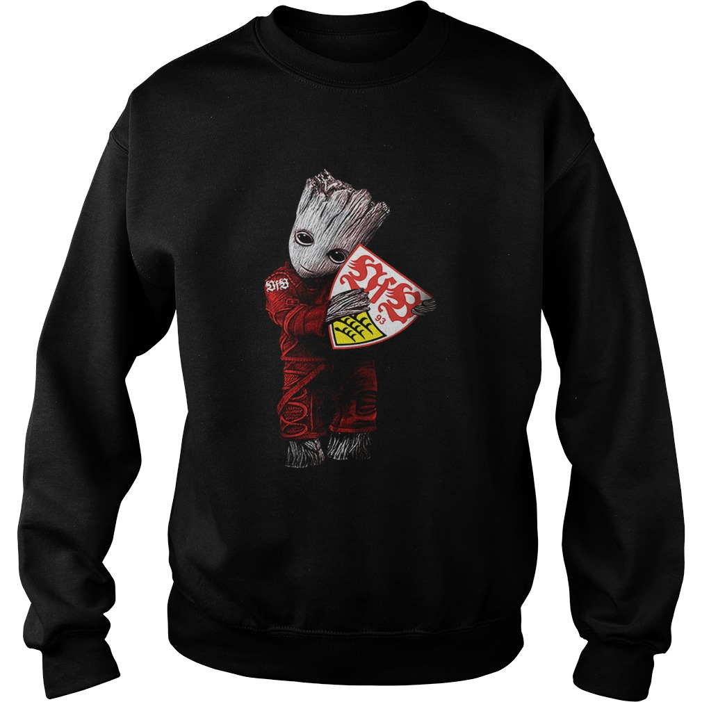 Baby Groot hug Stuttgart  Sweatshirt