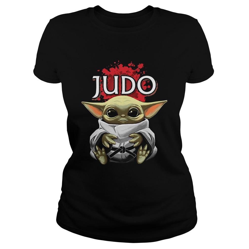 Baby Yoda Judo  Classic Ladies
