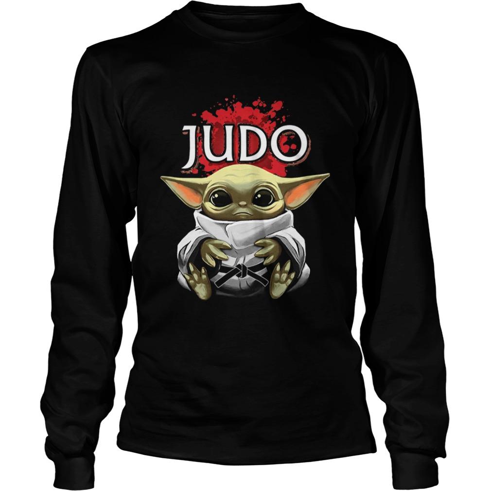 Baby Yoda Judo  LongSleeve