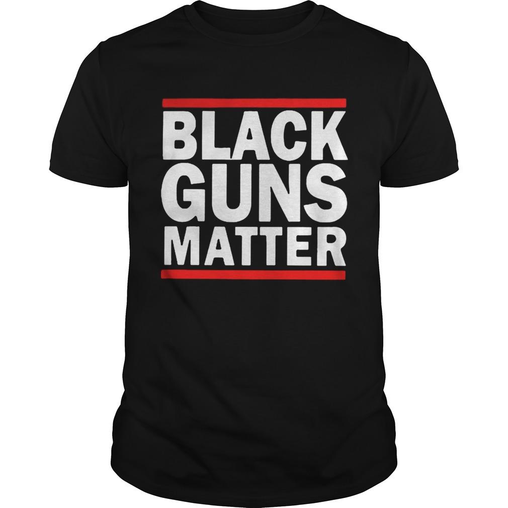 Bernie Rally Black Guns Matter  Unisex