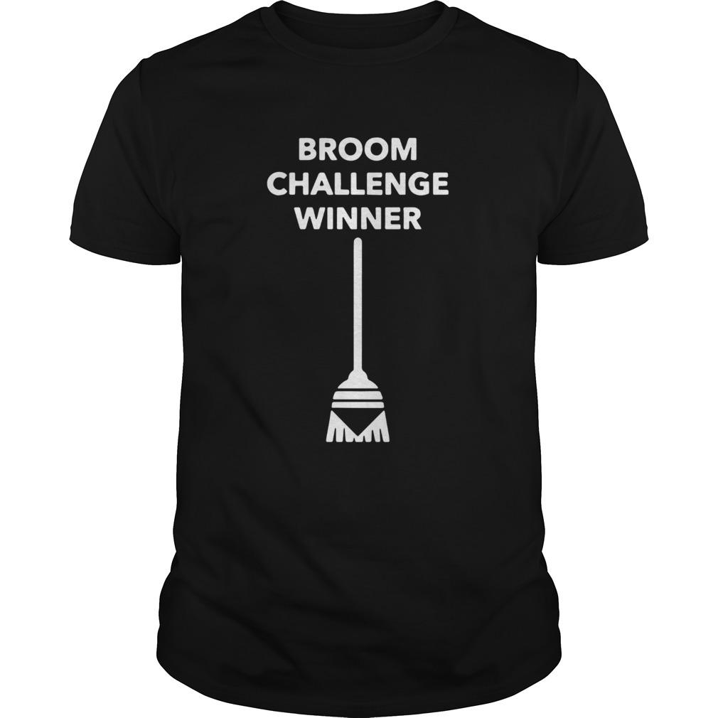 Broom Challenge Winner  Unisex