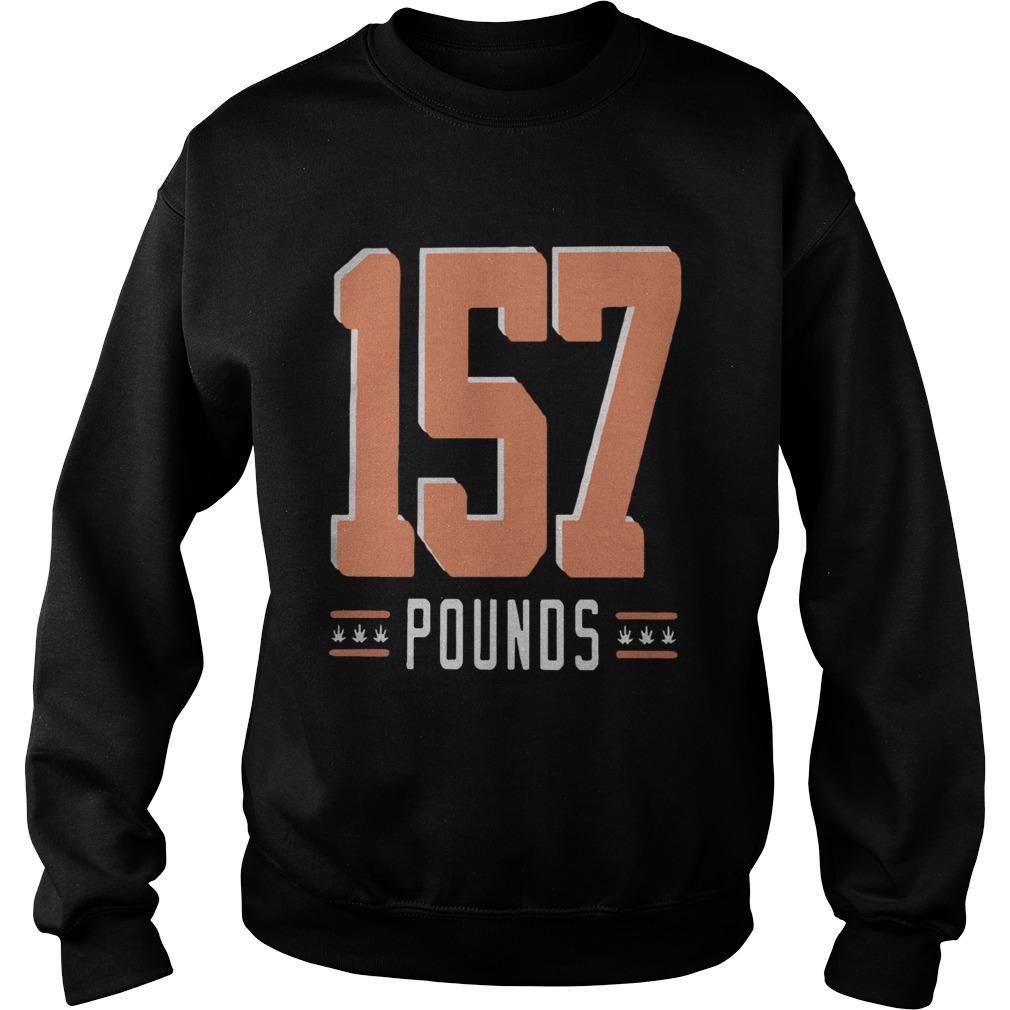 Gregory Robinson 157 Pounds  Sweatshirt