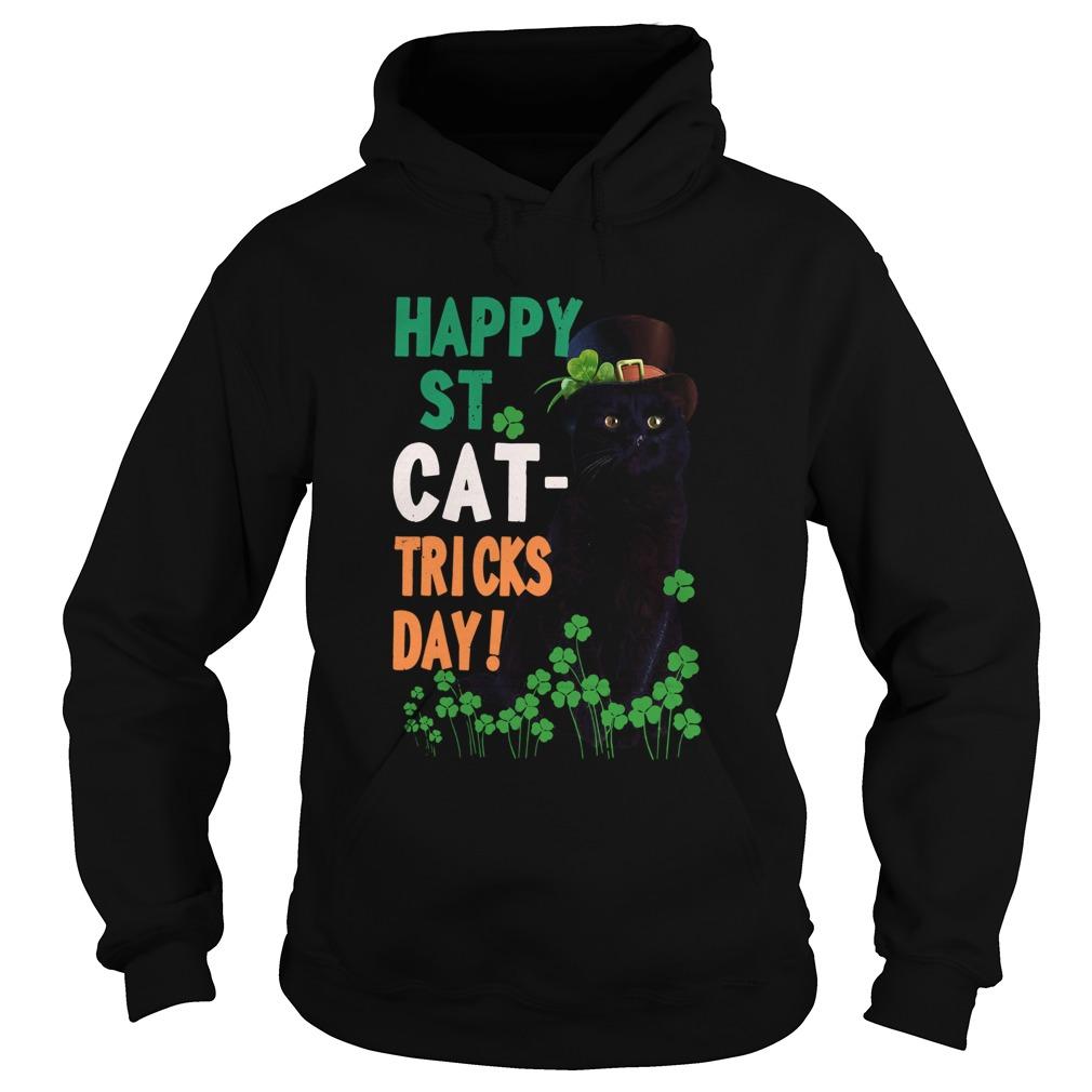 Happy St Cattricks Day  Hoodie