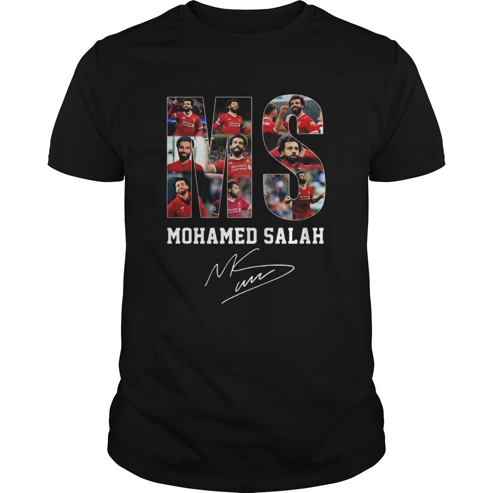 Ms Mohamed Salah Signature  Unisex