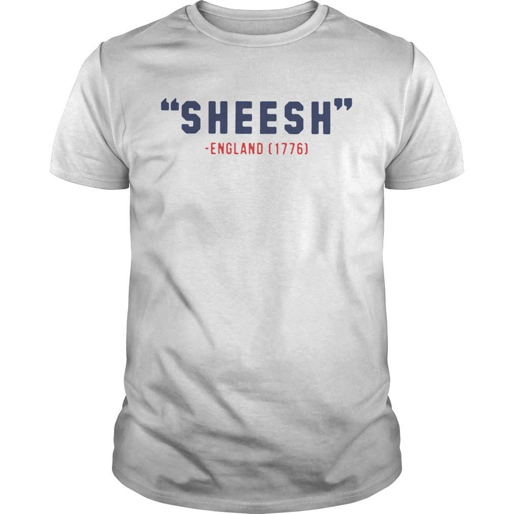 Pardon My Take Sheesh USA Tank 2020  Unisex