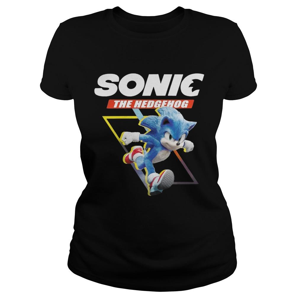 Sonic The Hedgehog Shirt Hoodie Sweater And Long Sleeve