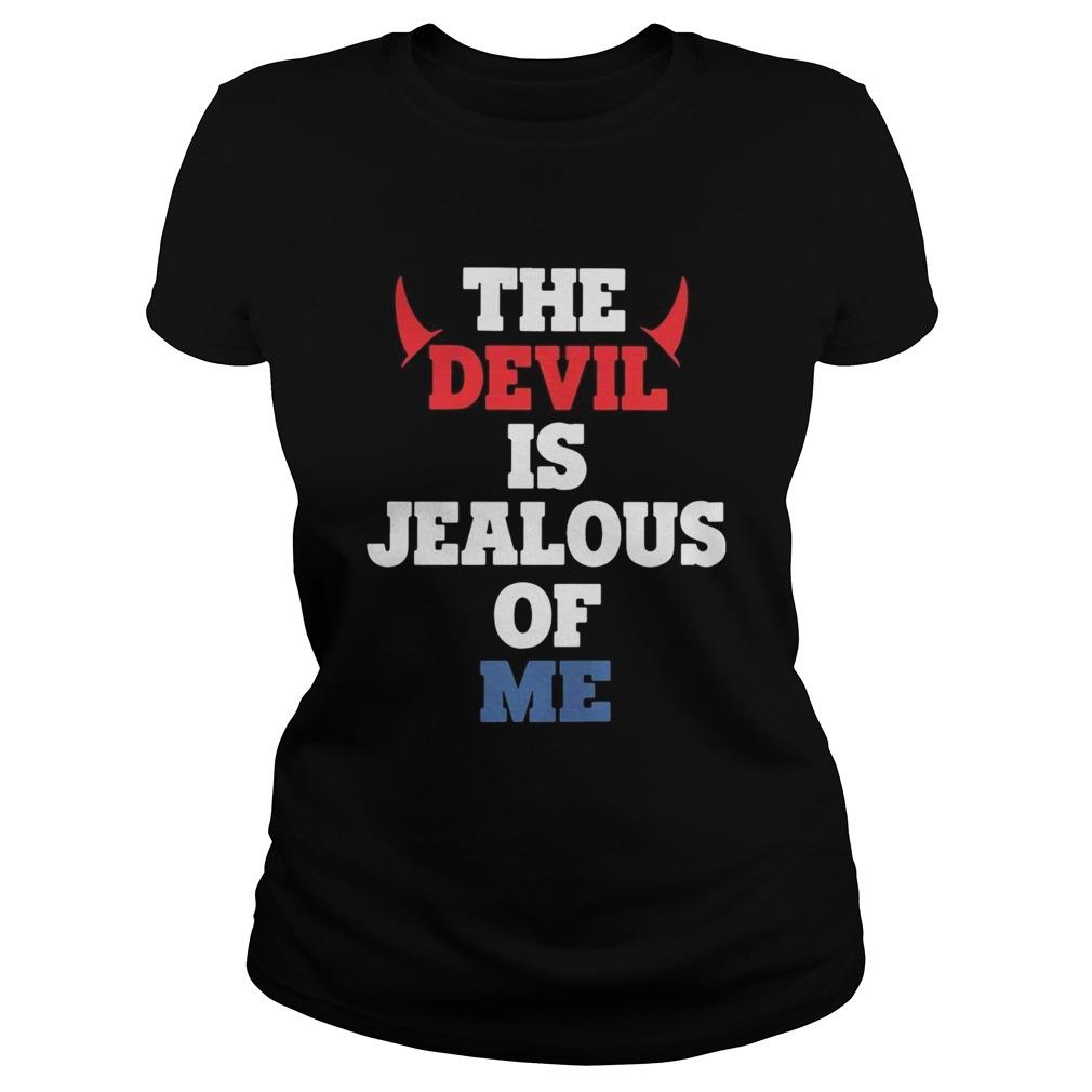 The Devil Is Jealous Of Me  Classic Ladies