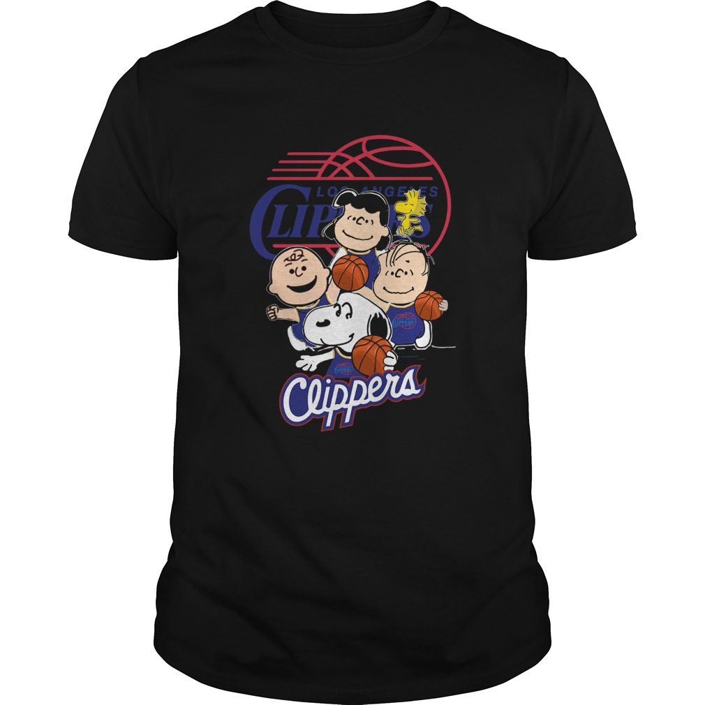 The Peanut Los Angeles Clippers  Unisex
