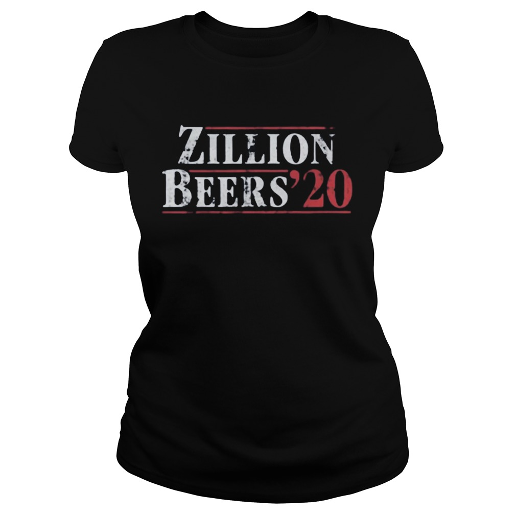Zillion Beers 2020  Classic Ladies