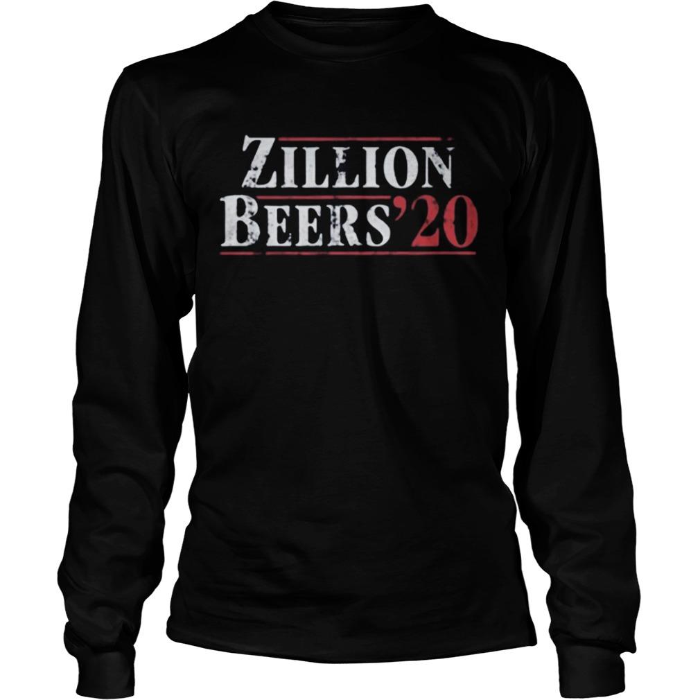 Zillion Beers 2020  LongSleeve