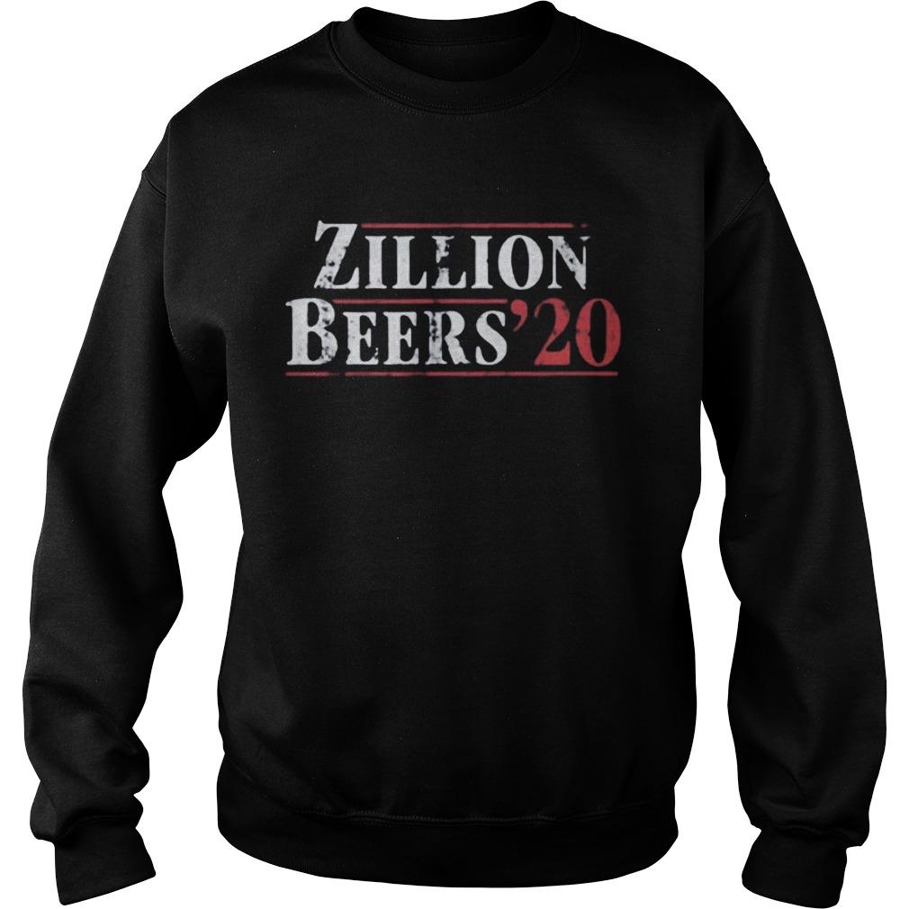 Zillion Beers 2020  Sweatshirt