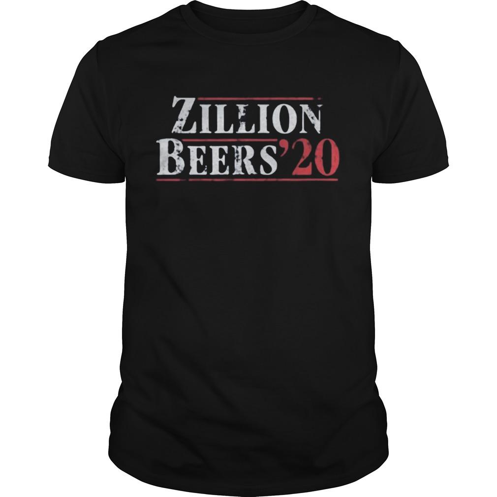Zillion Beers 2020  Unisex