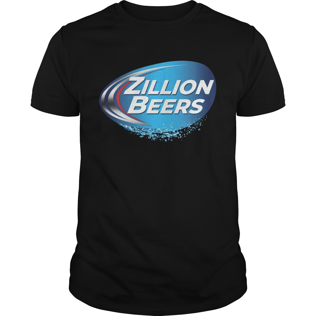 Zillion Beers Light  Unisex