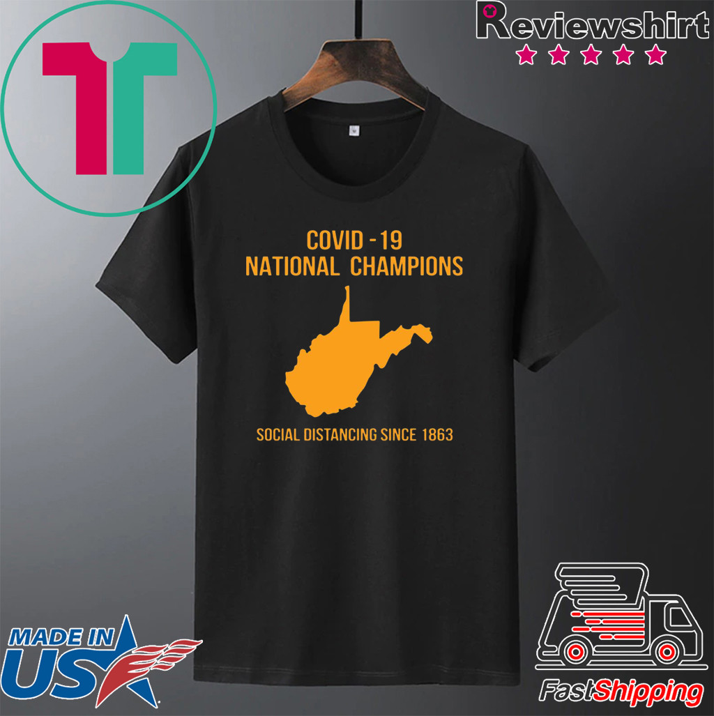 Covid 19 national champions Shirt