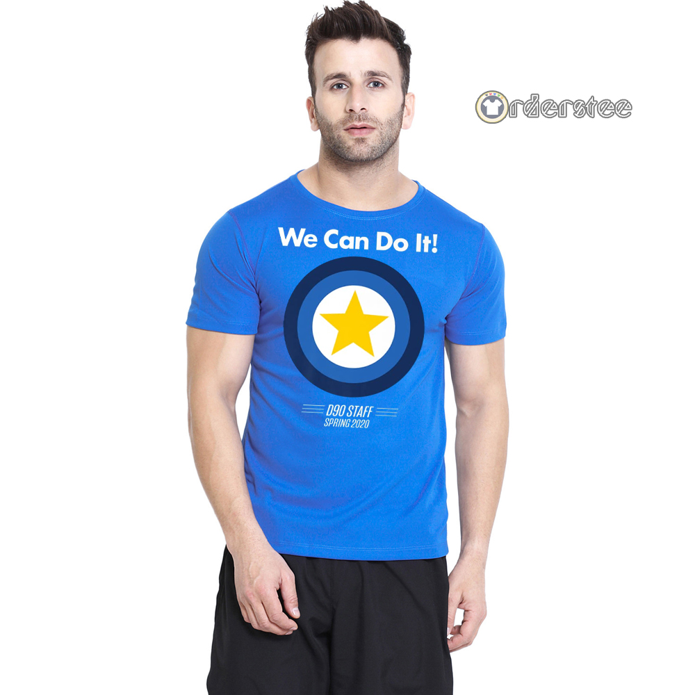 D90 Honorary Staff Member Spring 2020 Shirt