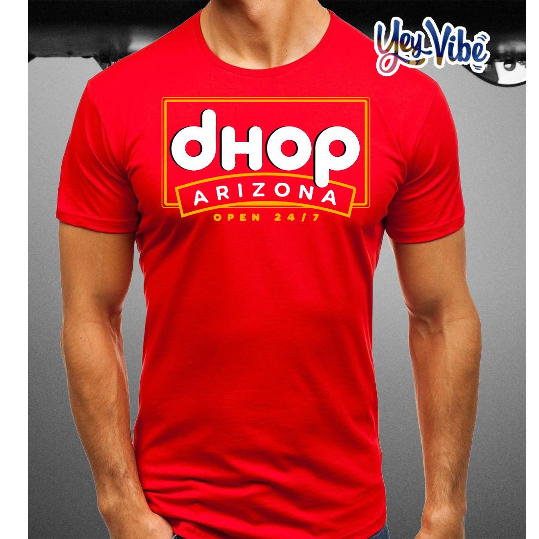 dHop Arizona Open 24-7 Shirt