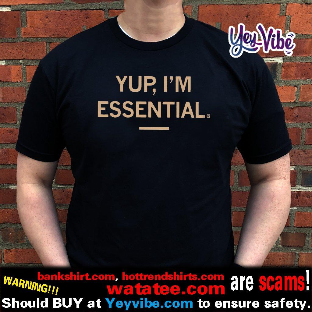 im essential t-shirts