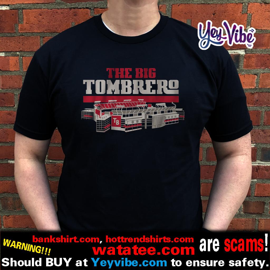 The Big Tombrero Tampa Football T Shirt