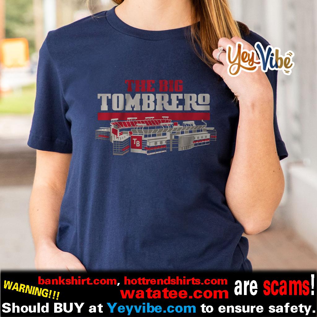 The Big Tombrero Tampa Football T Shirts