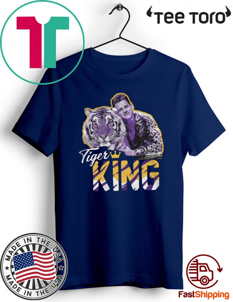 #Tiger2020 - Tiger King T-Shirt