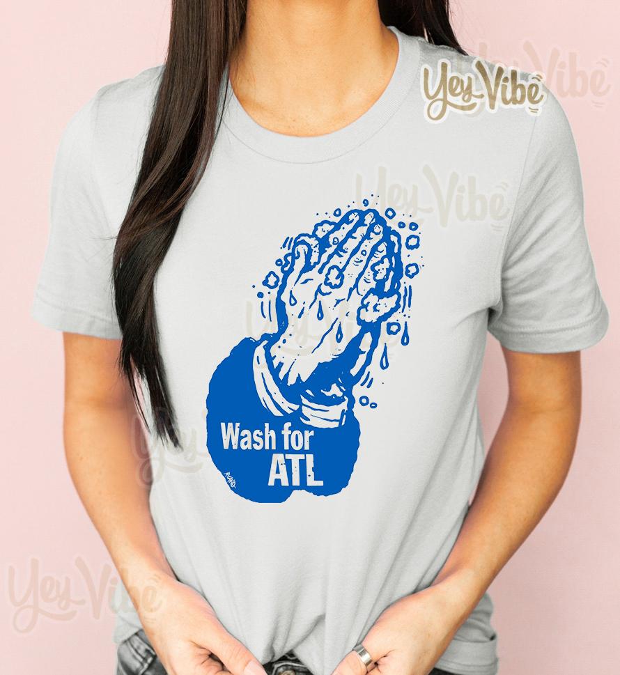 Wash for ATL Shirts