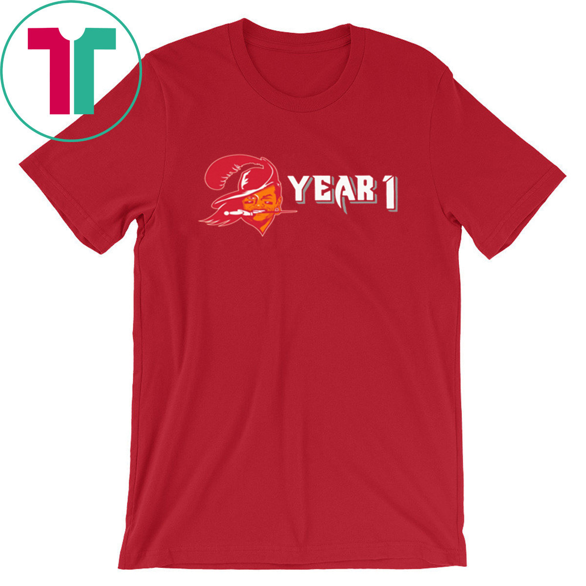 YEAR 1 SHIRT TOM BRADY
