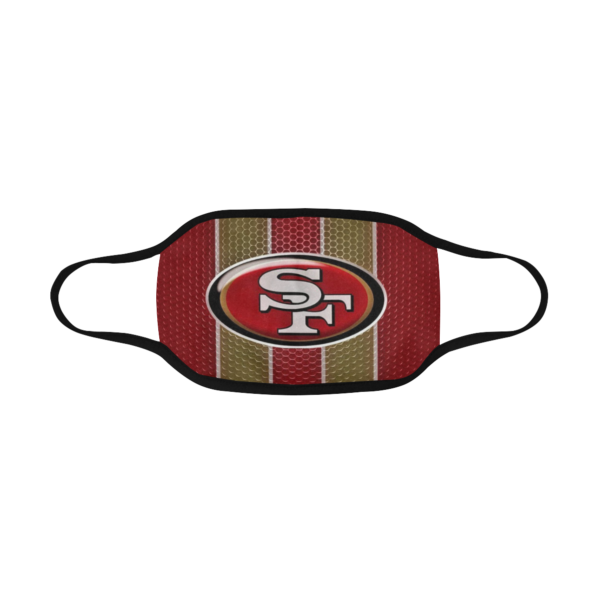 San Francisco 49ers Face Mask PM2.5