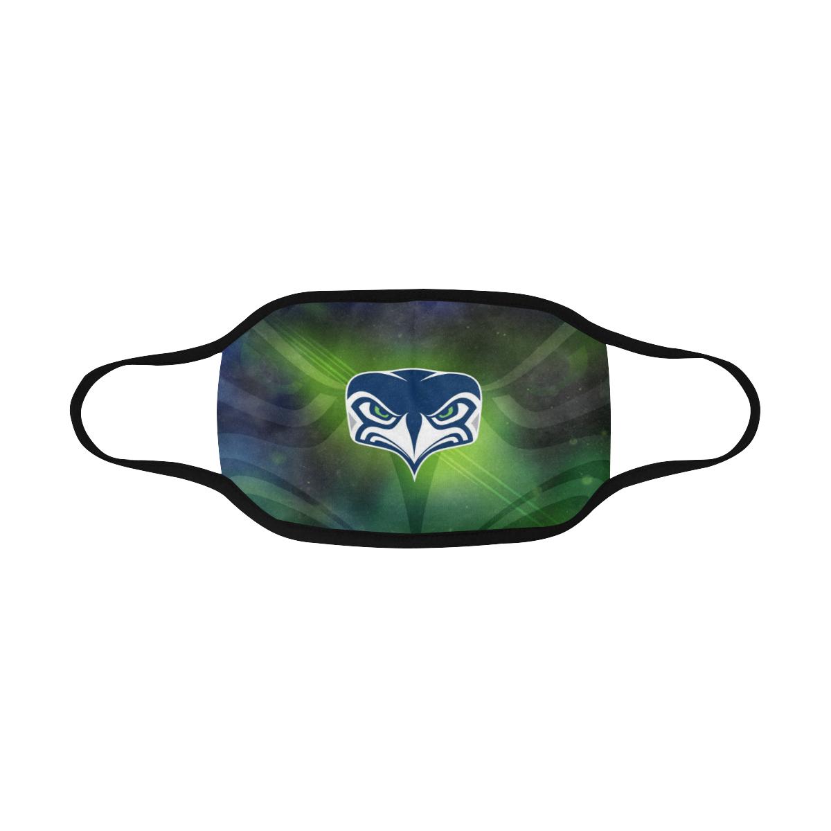 Seattle Seahawks Face Mask - Adults Mask PM2.5