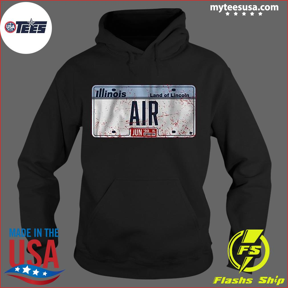 Illinois Land Of Lincoln Air Shirt Hoodie