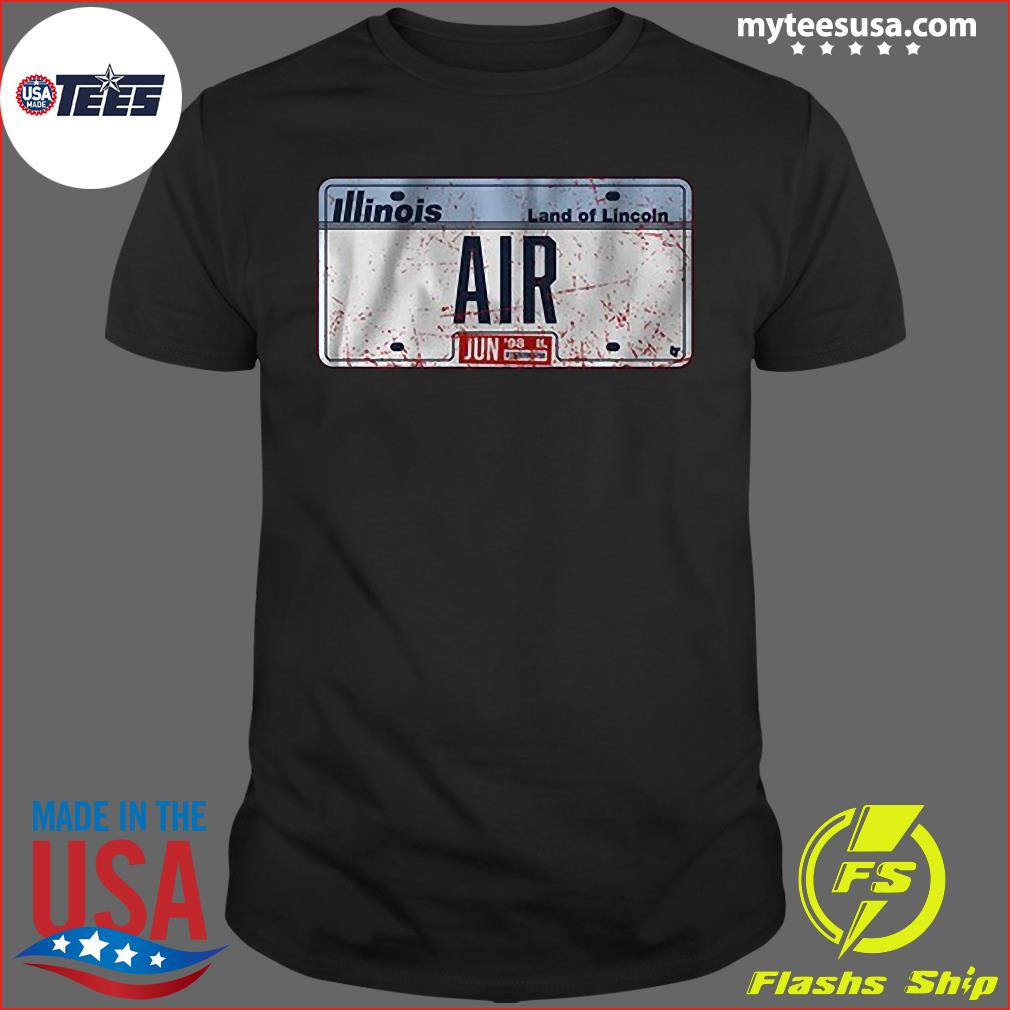 Illinois Land Of Lincoln Air Shirt