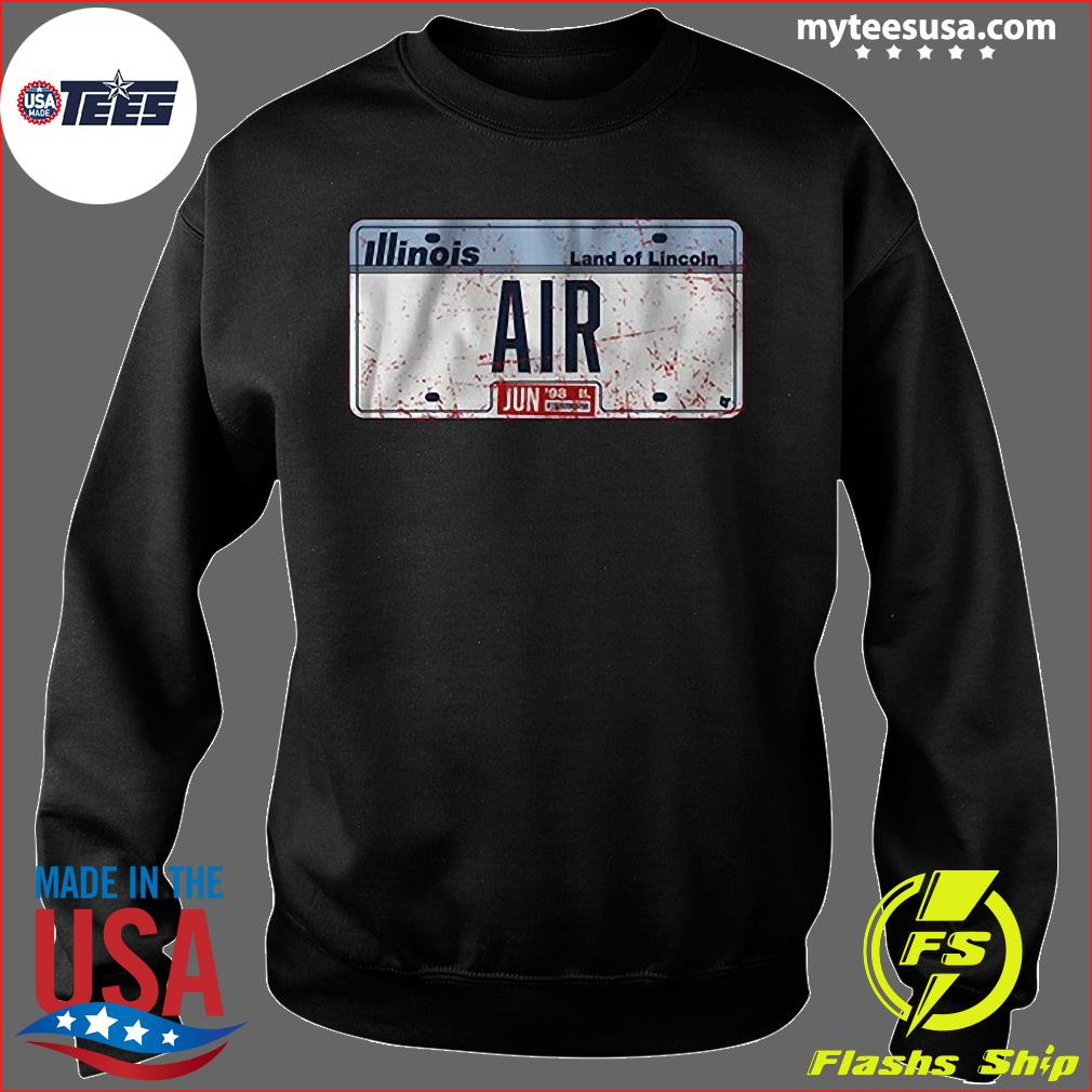 Illinois Land Of Lincoln Air Shirt Sweater
