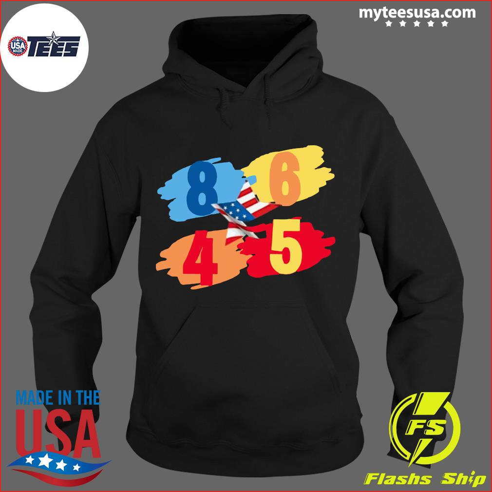 8645 New Shirt USA T-Shirt Hoodie