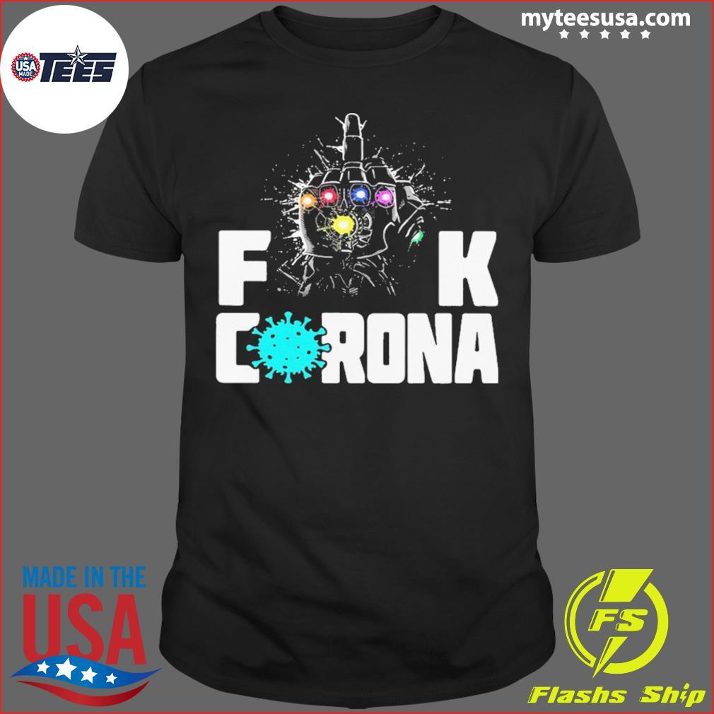 Fuck You Coronavirus shirt