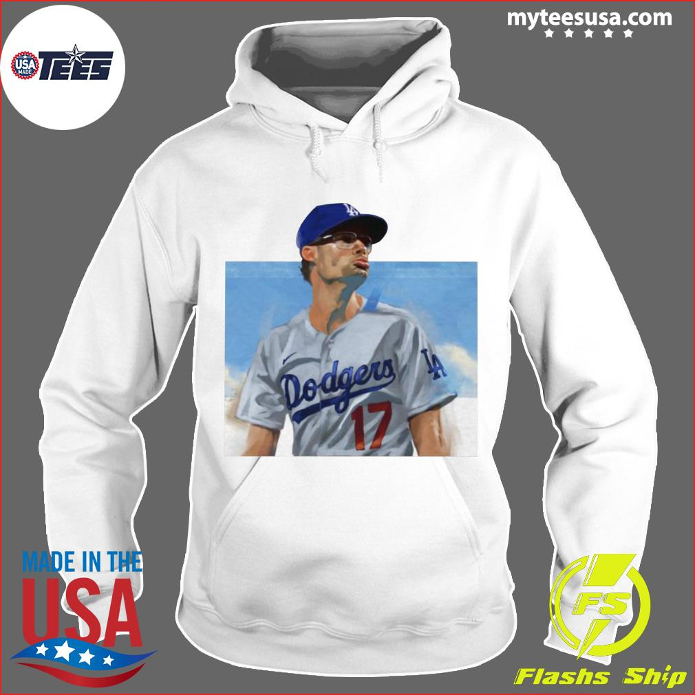 Joe Kelly Dodgers LA 17 Shirt Hoodie