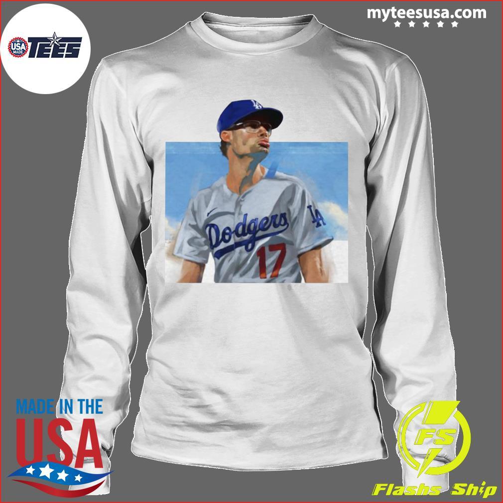 Joe Kelly Dodgers LA 17 Shirt Longsleeve