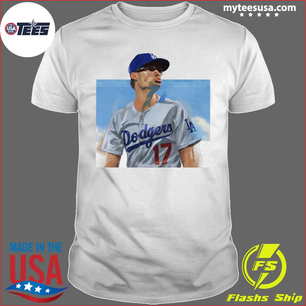 Joe Kelly Dodgers LA 17 Shirt