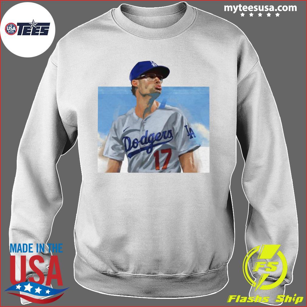 Joe Kelly Dodgers LA 17 Shirt Sweater