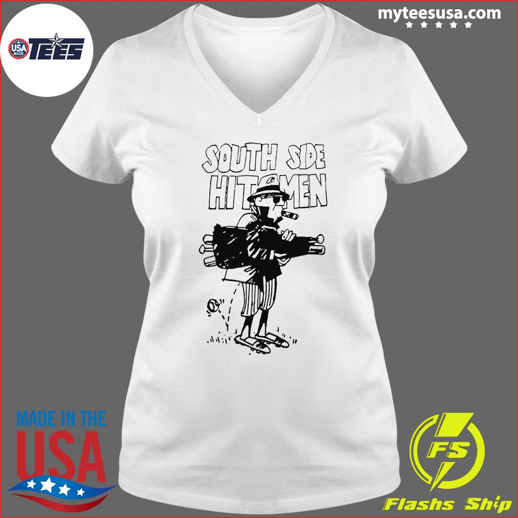 Official SOUTH SIDE HITMEN 2020 SHIRT Ladies V-neck