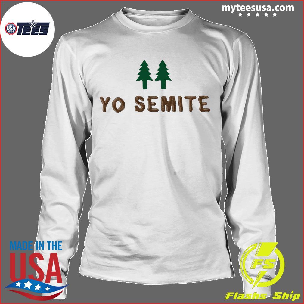 Official yo semite s Longsleeve