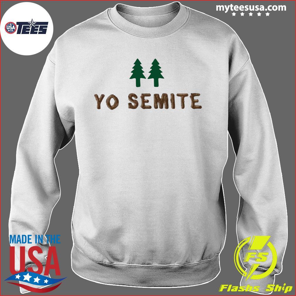 Official yo semite s Sweater