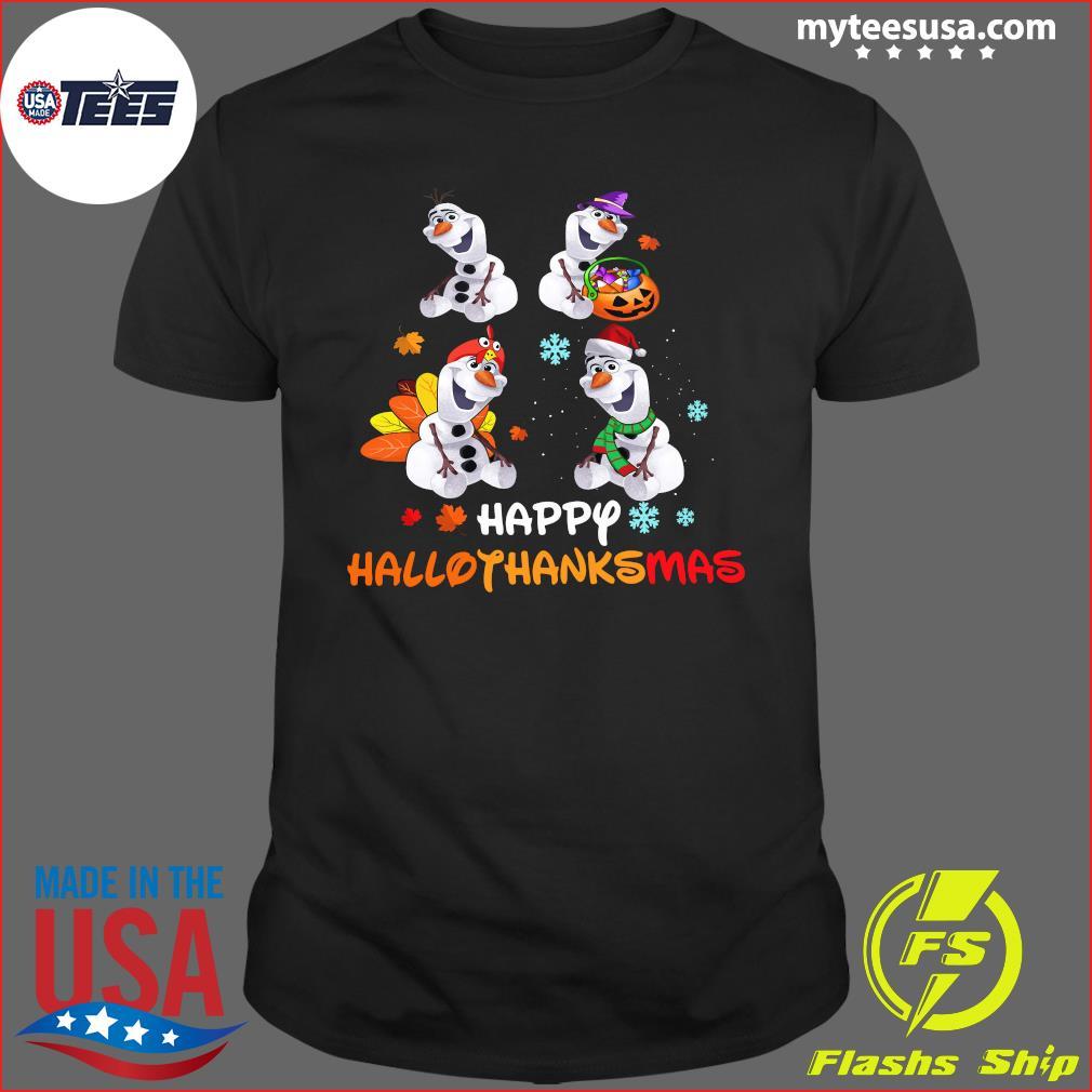 Disney Olaf Hallothanksmas T-Shirt
