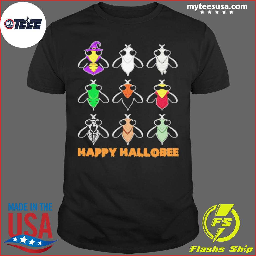 Happy Hallobee Halloween shirt
