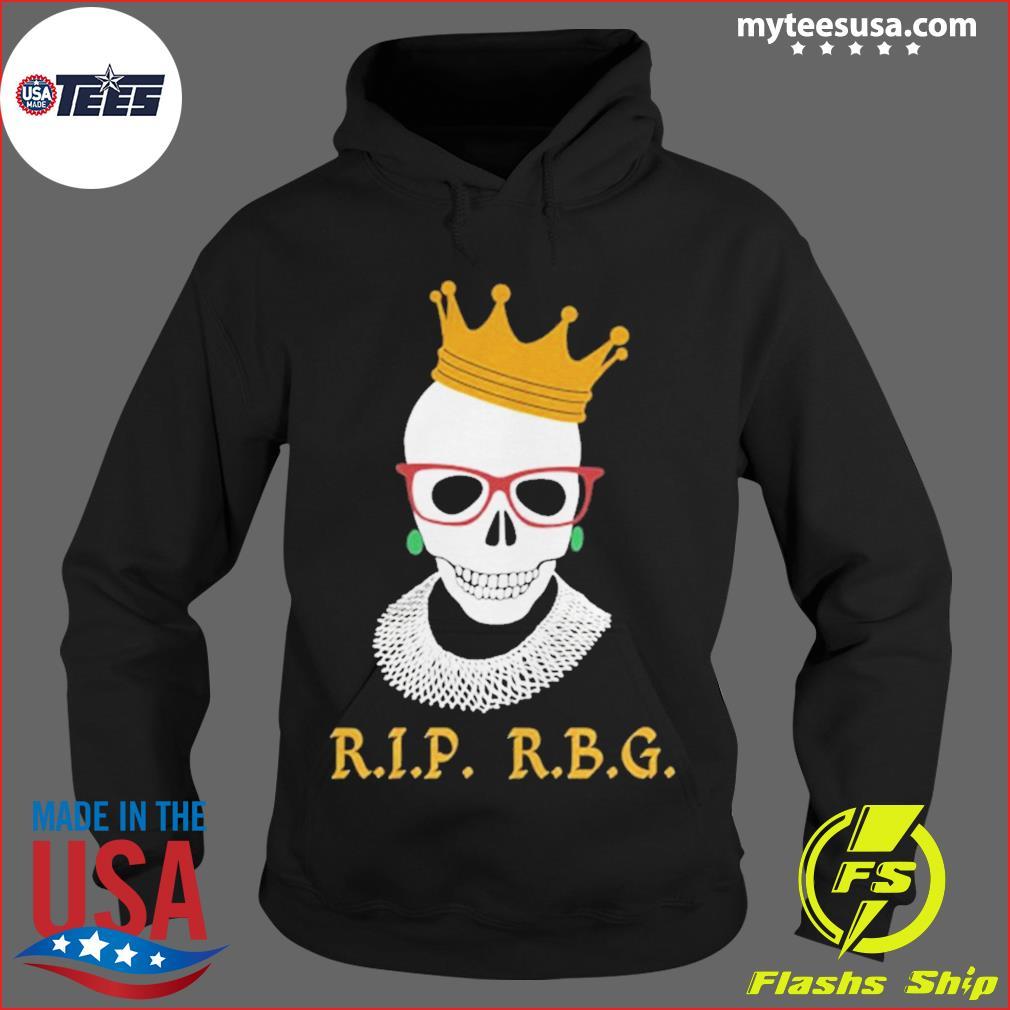 Rip Rbg Ruth Bader Ginsburg Parody Ts Hoodie