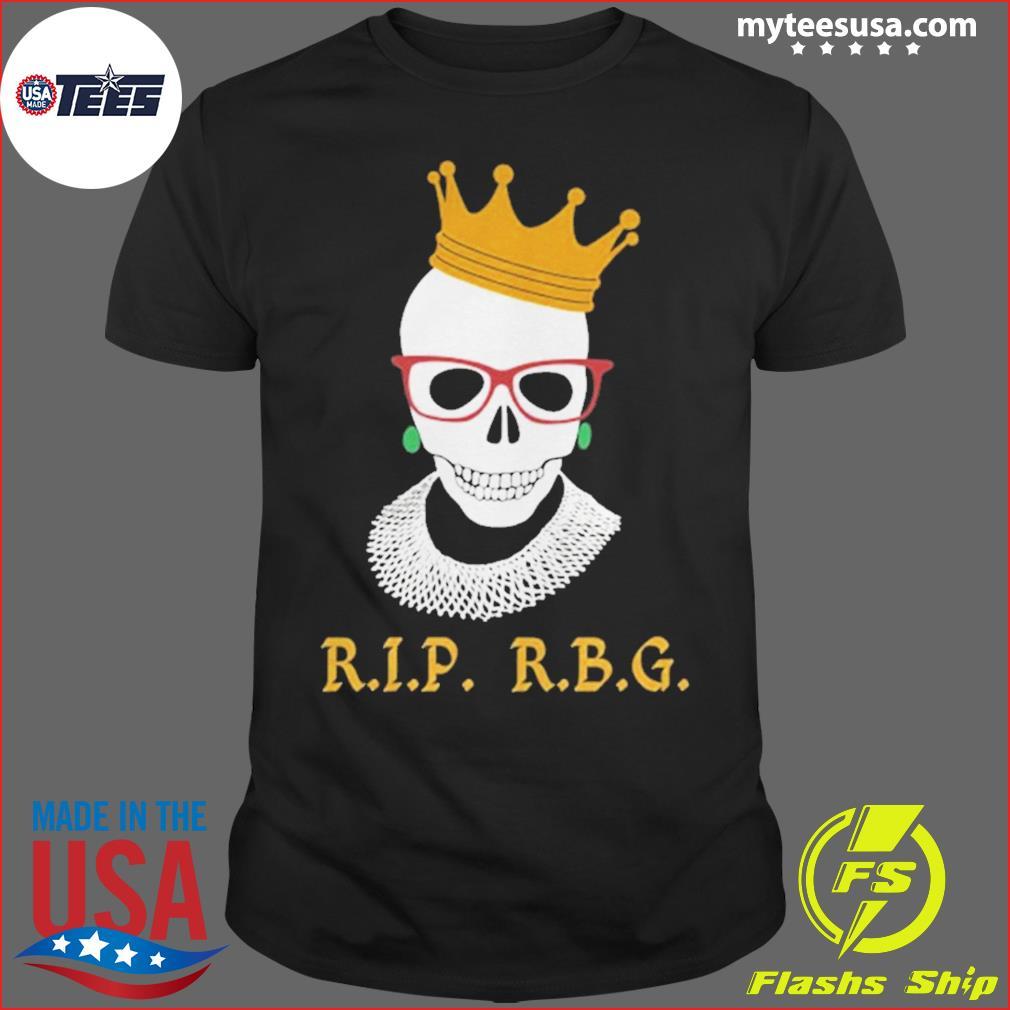 Rip Rbg Ruth Bader Ginsburg Parody Tshirt