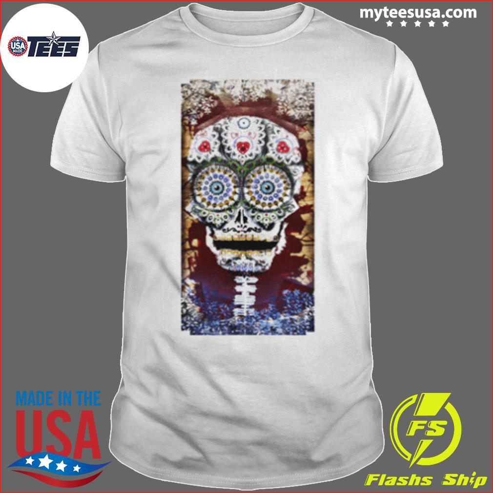 Skull Daddy Day Of Dead Muertos shirt