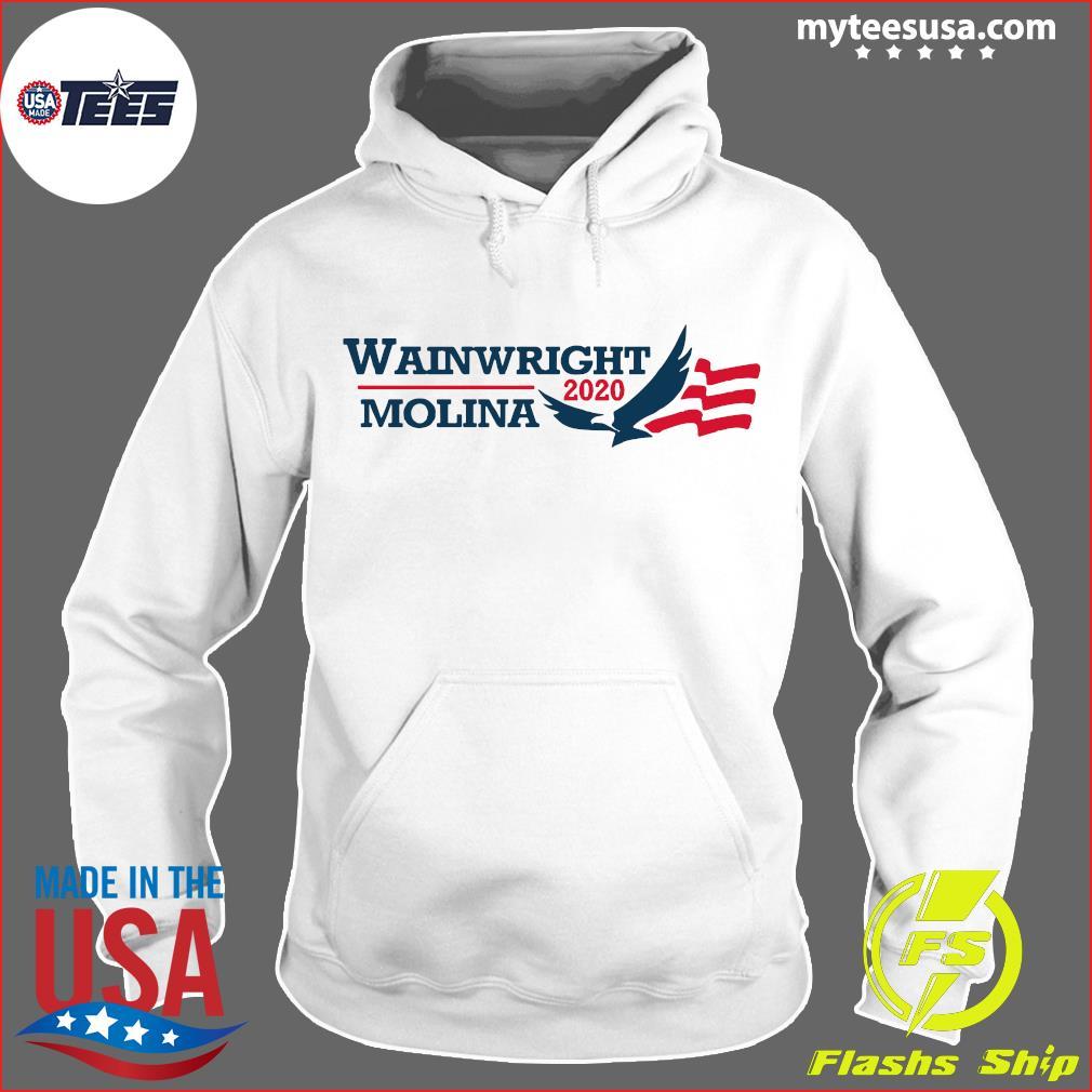 Wainwright Molina 2020 Official T-Shirt Hoodie